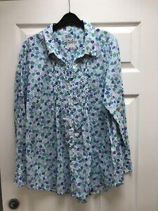 Ladies Crew Clothing Shirt 16