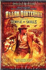 Allan Quatermain and the Temple of Skulls (DVD) Sean Cameron Michael  BRAND NEW