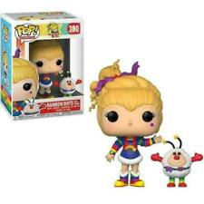 Funko POP! ANIMATION: Rainbow Brite- Rainbow Brite and Twink 380