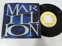 """Marillion Cover My Eyes Pain Und HEAVEN Single 7 """" Vinyl Emi 1991 Mega Selten"""