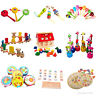 Child Kids Wooden Math Music Early Learning Intellectual Educational Funny Toys