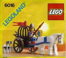 NEW Lego Castle Lion Knights 6016 Knight's Arsenal Sealed LEGOLAND