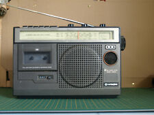 Hitachi 4 band radio cassette recorder 1978 for repair