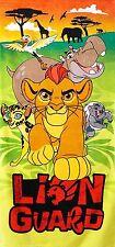 The Lion King Lion Guard Beach Towel