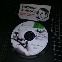 BATMAN ARKHAM CITY XBOX 360 (DISC ONLY) USED, TESTED, WORKING. GAME