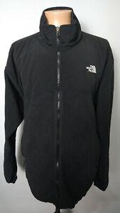 The North Face Black Fleece Denali Fleece Jacket Mens XL