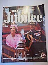 Sunday Times Jubilee 1977