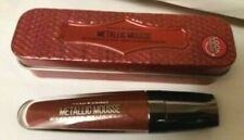HARD CANDY Matte Metallic Mousse Lip Color in Queen of Hearts with Case