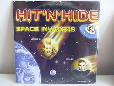 CD SINGLE HIT'N'HIDE Space invaders 192478-2