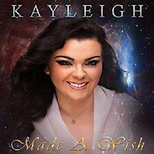 Kayleigh - Make a Wish Irish Music CD 2017