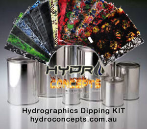 HYDROGRAPHICS DIPPING KIT STANDARD