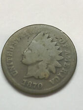 1870 Indian Head Cent G #2623