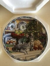 Mary Ann Lasher Collector Plates by Bradford Exchange from the 90's