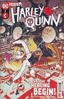 HARLEY QUINN #1 (RILEY ROSSMO VARIANT)(2021) COMIC BOOK ~ DC Comics