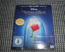 Blu Ray Disney Die Schöne und das Biest Diamond Streng limitiert + 3D Blu Ray ..