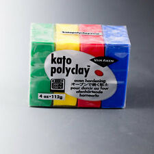 Kato PolyClay Primary Colors