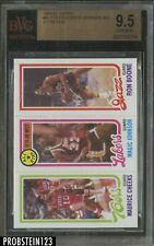 1980-81 Topps Basketball Magic Johnson Lakers RC Rookie HOF BVG 9.5