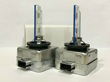 2NEW D1S XENON HID HEADLIGHT BULBS 6000K OEM 85415 85410 66144 66140 63217217509