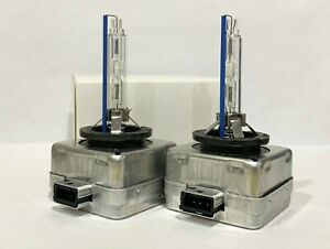 2PCS NEW OEM D1S XENON HID HEADLIGHT BULBS 6000K 85415 85410 66144 66140