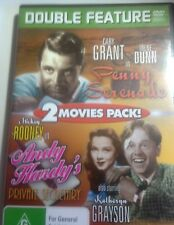 PENNY SERENADE  & ANDY HARDY'S PRIVATE SECRETARY - DVD - PRE-OWNED
