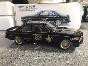 1:18 Jim Richards 1985 BMW 635 CSi ATCC Winner