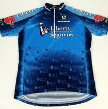 New listing giordana mens cycling jersey looks to fit a large - XL