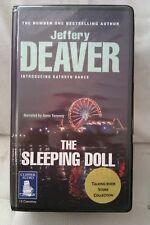 The Sleeping Doll: Jeffrey Deaver: Unabridged Cassette Narr Anne Twomey