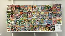 Vintage Dc Adventure Comics Star Hunters The Flash Power Girl Dc 50 Lot Comic