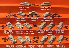 "RICO'S ""EVERYTHING BUT THE VETTE PACK"" - 31 VEHICLES - N SCALE - RRR/FNS"