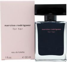 NARCISO RODRIGUEZ FOR HER EAU DE TOILETTE EDT 30ML SPRAY - WOMEN'S FOR HER. NEW