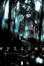 Wytches #3 IMAGE Comics SCARCE Austin Books Variant by Jock FREE SHIPPING -- 800