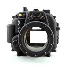 Polaroid SLR Dive Rated Waterproof Underwater Housing Case Canon T4I (18-55mm)