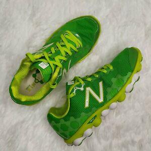 New Balance Women's Minimus Ionix W3090GT1 Green Running Shoes Size 6.5