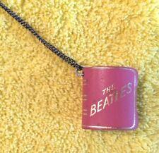 VERY RARE Vintage Beatles photo charm necklace NEMS Original 1963 UK  NICE
