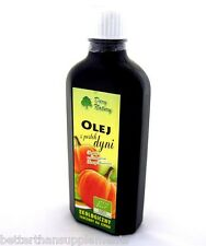 PUMPKIN SEED OIL 100ml cold pressed pure organic / olej z pestek dyni / free P&P