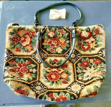 Vintage Corona Authentic 70s Purse Shoulder Tote Bag Belgium