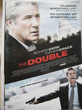 The Double [DVD, 2012] Nordic Packaging NEW SEALED Region 2 PAL