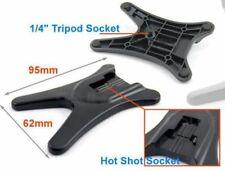 Hot Shoe Flash Stand Nikon SB-910 SB-900 SB-800 SB-700 SB-600 SB-400 SB-38 USA!