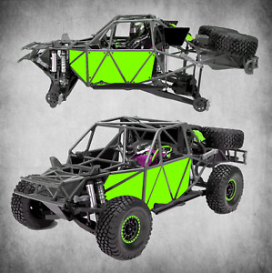 *FITS* Traxxas RC UDR Ultimate Desert Racer panel chassis decal wrap sticker kit