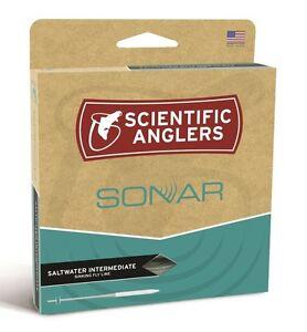 SCIENTIFIC ANGLERS WF-10-I #10 WT. SONAR SALTWATER INTERMEDIATE SINKING FLY LINE