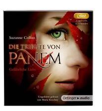 Die Tribute von Panem. Gefährliche Liebe (2 mp3-CD: Band 2, ungekürzte Lesu - CD