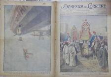 LA DOMENICA DEL CORRIERE 21 novembre 1926 Sultano Marocco Alluvione a Bari Donne