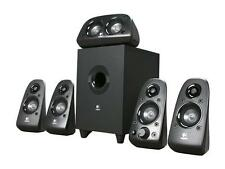Logitech Z506 75 watts RMS 5.1 Surround Sound Speakers