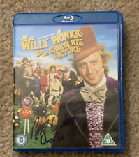 "New ListingWilly Wonka And The Chocolate Factory [Blu-ray] Signed By ""Charlie�"
