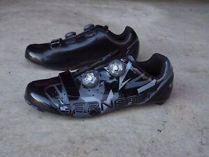 Louis Garneau Carbon Compo Road Shoes - LG Air Lite Flow - Size 42.5 - 3 Bolt