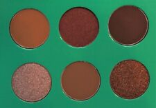 Juvia's Place THE NUBIAN Pressed Pigment & Eyeshadow Palette .25 oz New In Box