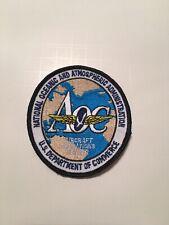 Noaa Aoc (Hurricane Hunters) Patch