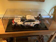Display Case LEGO Technic 42083 Bugatti 42056 Porsche GT3 42096 911 RSR Free P&P