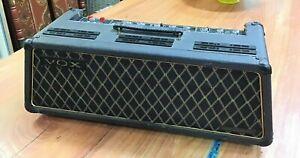 1967 VOX Super Beatle Solid State Super Reverb Amplifier Head Serviced Amp Works