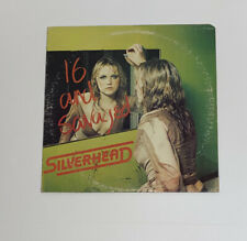 Silverhead rock LP 16 And Savaged on MCA
